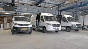 4. Bedrijfswageninrichtingen inbouwen
