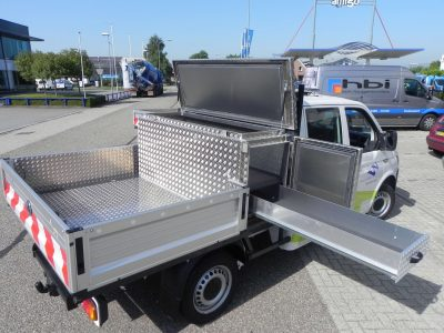 VW T6 Pickup augustus 2019 (2)